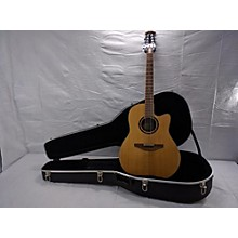 Ovation 6751LX Balladeer Standard LX 12 String Acoustic Electric Guitar