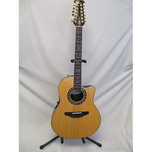 Ovation 6756 LX 12 String Acoustic Electric Guitar