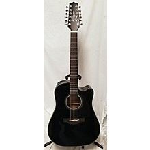 Ovation 6756LX 12STRING 12 String Acoustic Electric Guitar