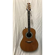 Ovation 6774 Acoustic Electric Guitar