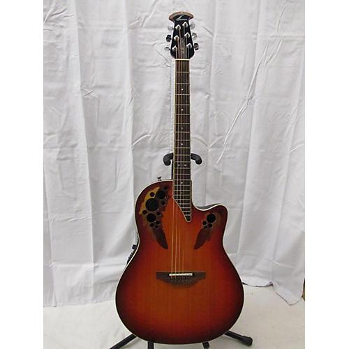 Ovation 6778- Standard Elite LX Acoustic Electric Guitar