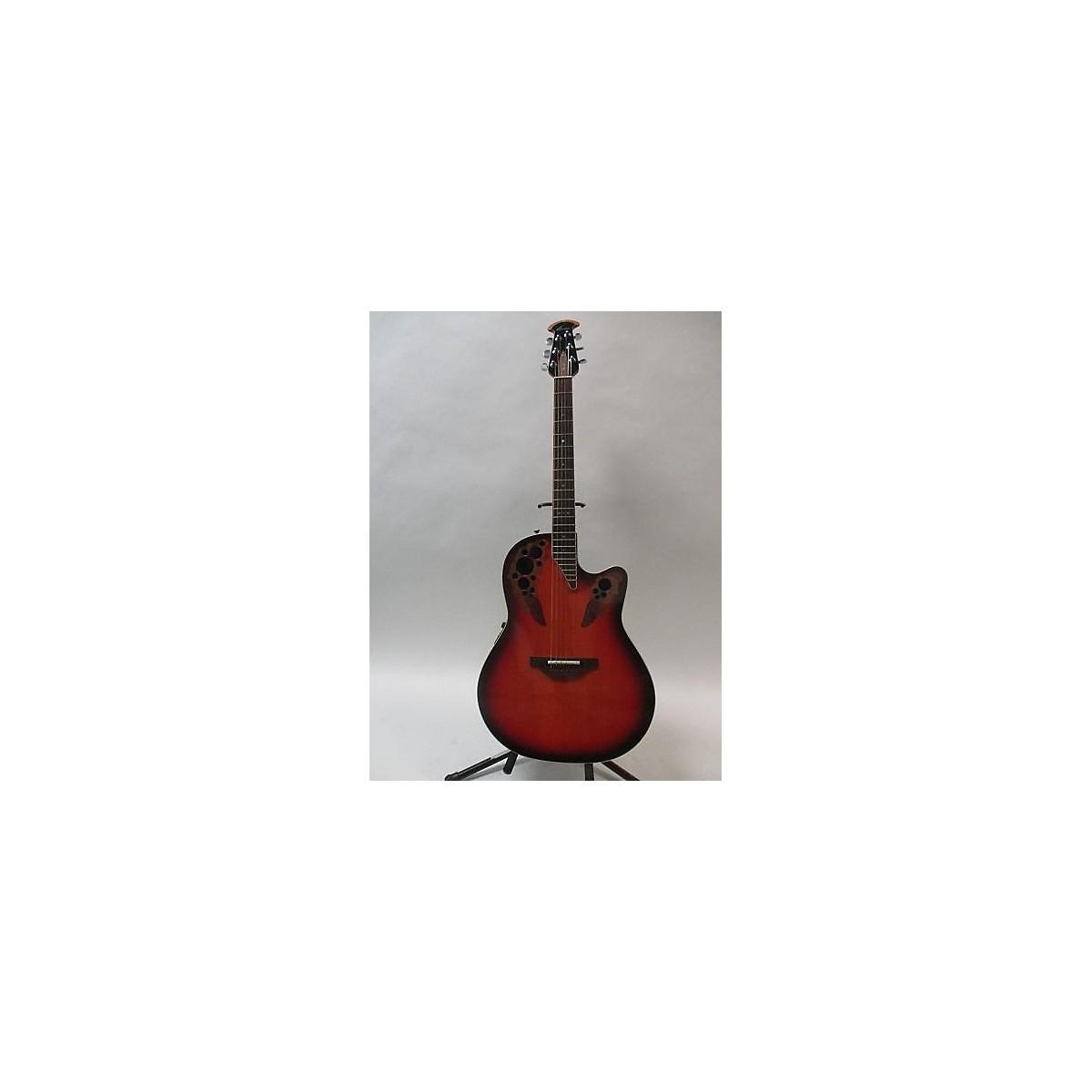 Ovation 6778LX-Standard Elite LX Acoustic Electric Guitar