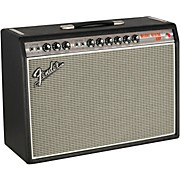'68 Custom Deluxe Reverb Limited Edition 22W 1x12 Guitar Combo Amp Black