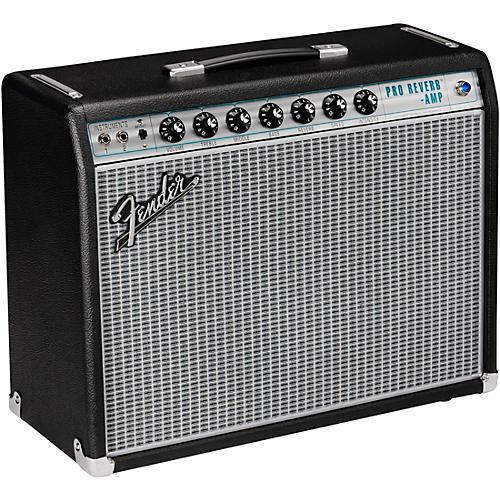 Fender 68 Custom Pro Reverb 40W 1x12 Guitar Combo Amp