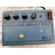 DOD 680 Analog Delay Effect Pedal