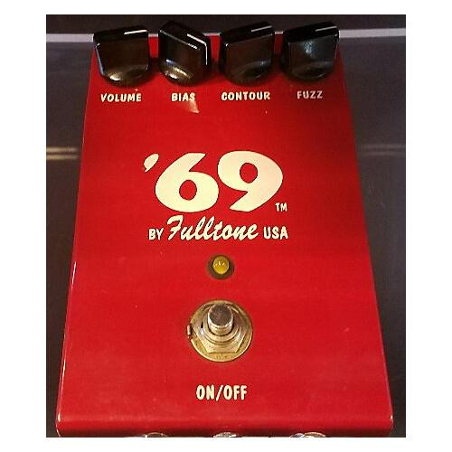 Fulltone '69 Version 1 Effect Pedal