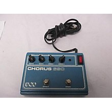 DOD 690 Chorus Effect Pedal