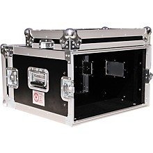 "Eurolite 6U 19"" Rack Mount Amp Case"