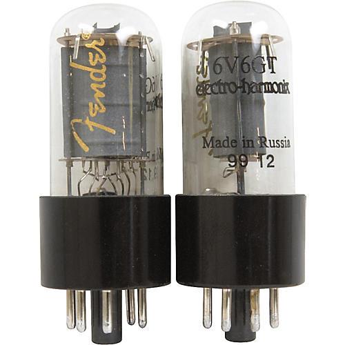 Fender 6V6 Precision Matched Tube Duet