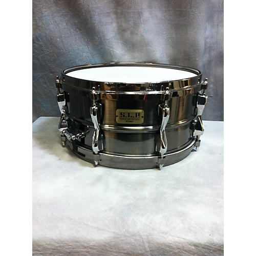 TAMA 6X13 SLP Brushed Nickel Drum