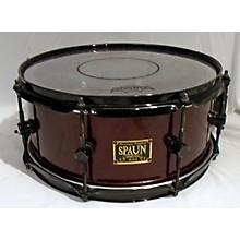 Spaun 6X13 STEEL SNARE Drum