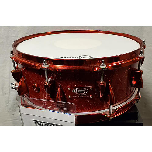 Orange County Drum & Percussion 6X14 Adrian Young Signature Snare Drum