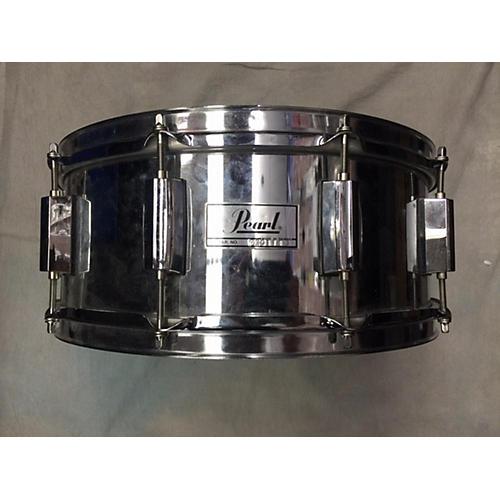 Pearl 6X14 Aluminum Snare Drum