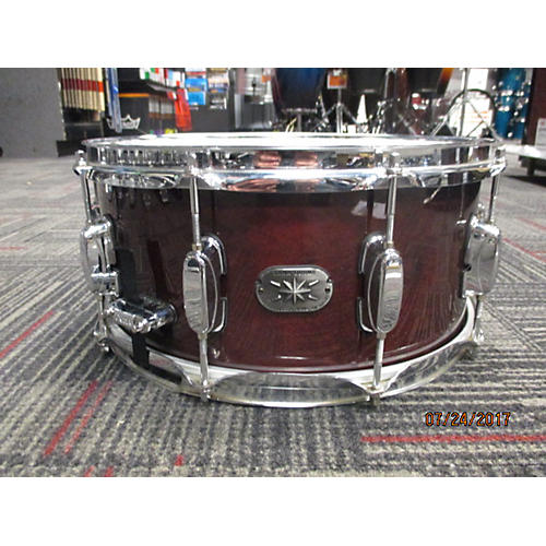 Used TAMA 6X14 Artwood Birch Snare Drum  b9e1bd096
