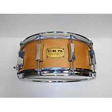 Pork Pie USA 6X14 Beech Snare Drum
