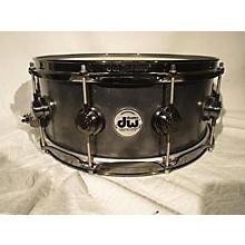 DW 6X14 Black Iron Snare #42 Of #50 Drum