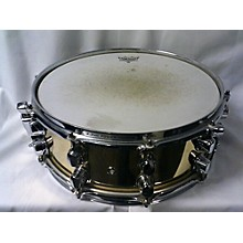 Mapex 6X14 Black Panther Brass Snare Drum