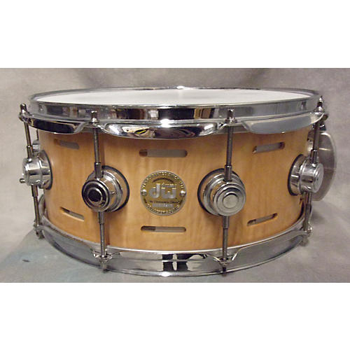 used dw 6x14 collector 39 s eq snare drum satin oil 13 guitar center. Black Bedroom Furniture Sets. Home Design Ideas