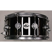 DW 6X14 Collector's Series Brass Snare Drum