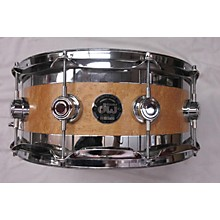 DW 6X14 Collector's Series Exotic Edge Snare Drum