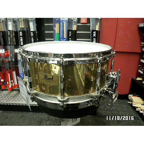Pearl 6X14 Free Floating Snare Drum