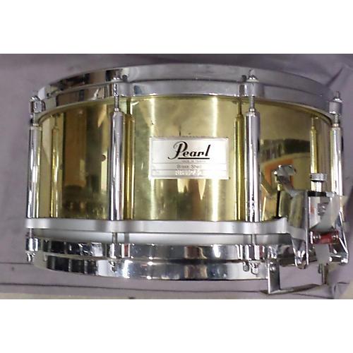 used pearl 6x14 free floating snare drum guitar center. Black Bedroom Furniture Sets. Home Design Ideas