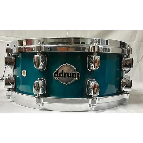 Ddrum 6X14 MAPLE SNARE Drum