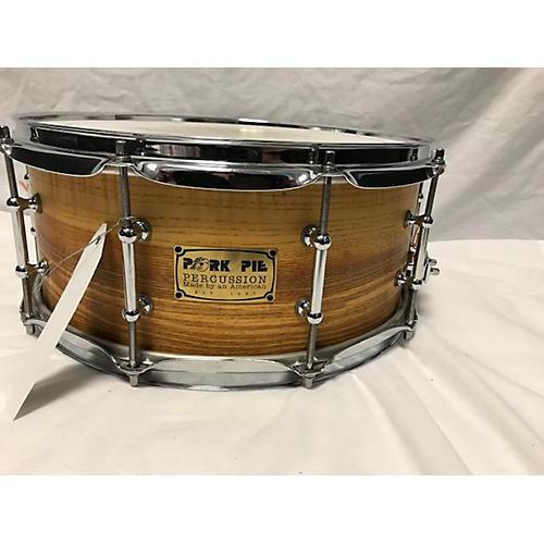 Pork Pie 6X14 Maple Drum