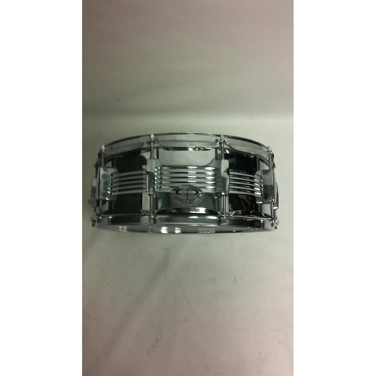 GP Percussion 6X14 Steel Snare Drum Drum