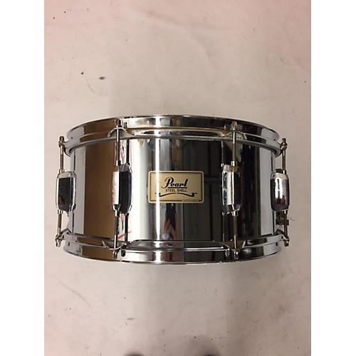 Pearl 6X14 Steel Snare Drum
