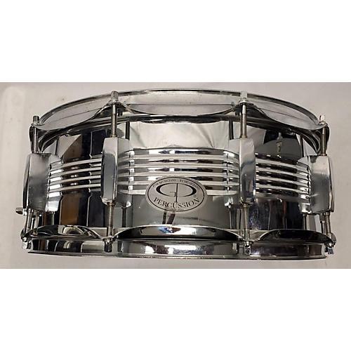 GP Percussion 6X14 Steel Snare Drum