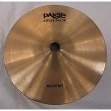 Paiste 6in ACCENT CYMBAL Cymbal