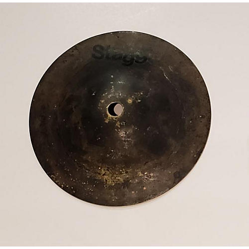 Stagg 6in Medium Black Ice Cymbal