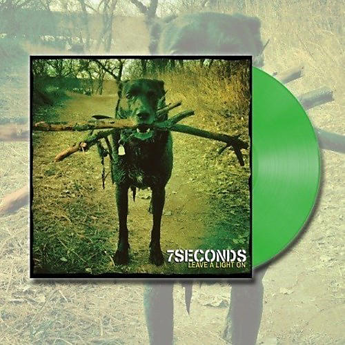 Alliance 7 Seconds - Leave A Light On (Green Vinyl)