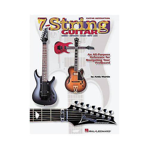 Hal Leonard 7-String Guitar Book