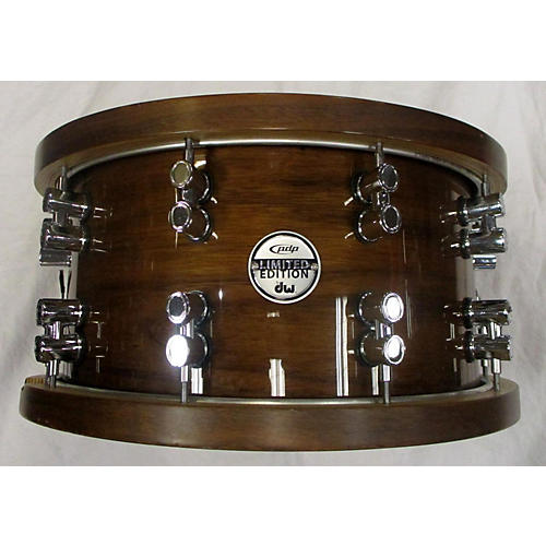 PDP by DW 7.5X14 LIMITED EDITION WALNUT MAPLE Drum