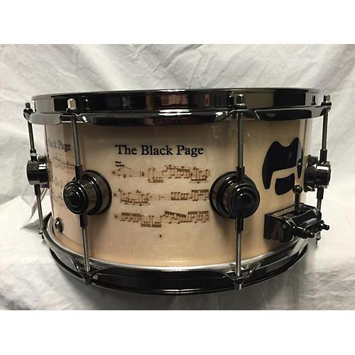 TAMA 7.5X14 TERRY BOZZIO PLACK PAGE Drum