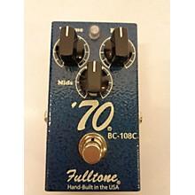 Fulltone 70-BC Effect Pedal