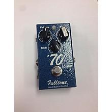 Fulltone 70 Fuzz Effect Pedal