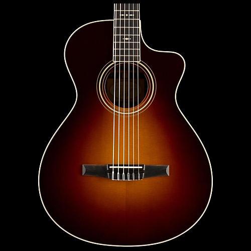 taylor 700 series 2014 712ce n grand concert acoustic electric nylon string guitar guitar center. Black Bedroom Furniture Sets. Home Design Ideas