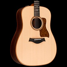 Taylor 700 Series 710e-LS Dreadnought Acoustic-Electric Guitar Natural