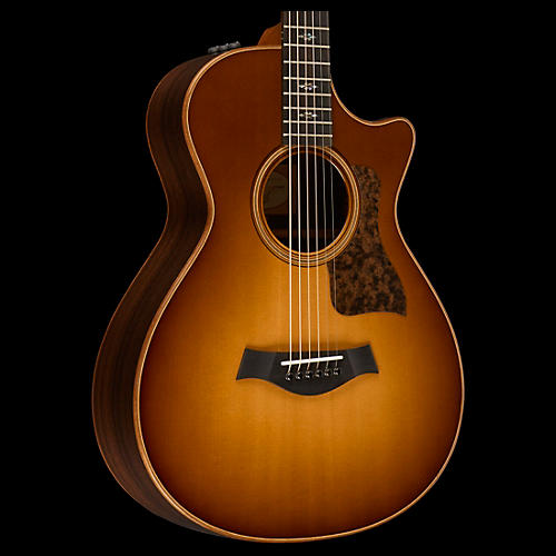 Taylor 700 Series 712ce Grand Concert Acoustic-Electric ...