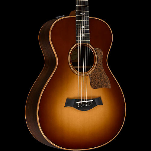 Taylor 700 Series 712e 12-Fret Grand Concert Acoustic-Electric Guitar 2017