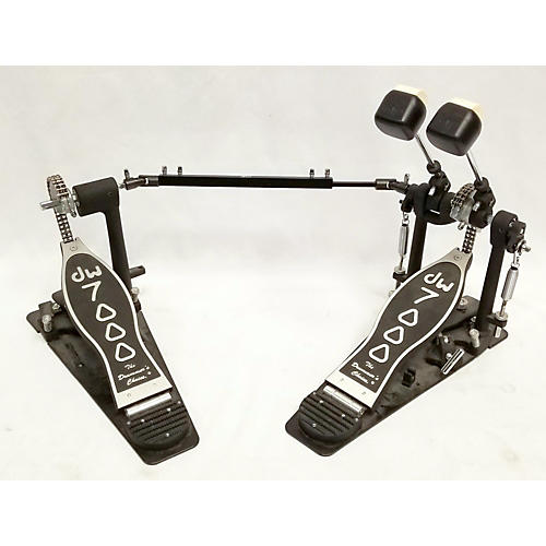 Used Bass Drum Pedal : used dw 7000 double bass drum pedal guitar center ~ Vivirlamusica.com Haus und Dekorationen