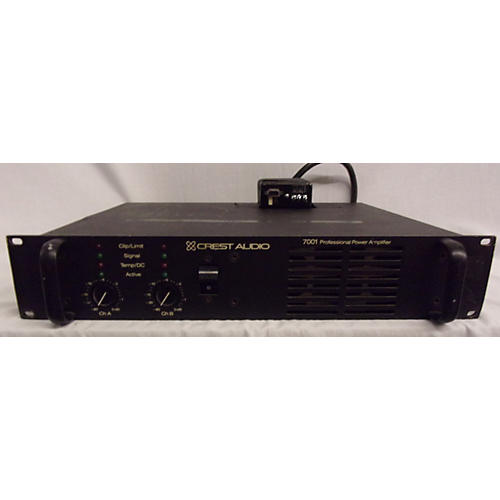 Crest Audio 7001 Power Amp