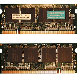 Lifetime Memory Products G4 Powerbook (Aluminum) Memory  512Mb