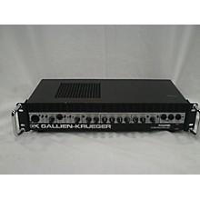 Gallien-Krueger 700RB Bass Amp Head