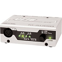 M-Audio Usb Midisport 2X2 Midi Interface