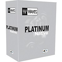 Waves Gold Native To Platinum Native Upgrade Hybrid Cd Win/Mac