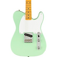 70th Anniversary Esquire Maple Fingerboard Electric Guitar Surf Green
